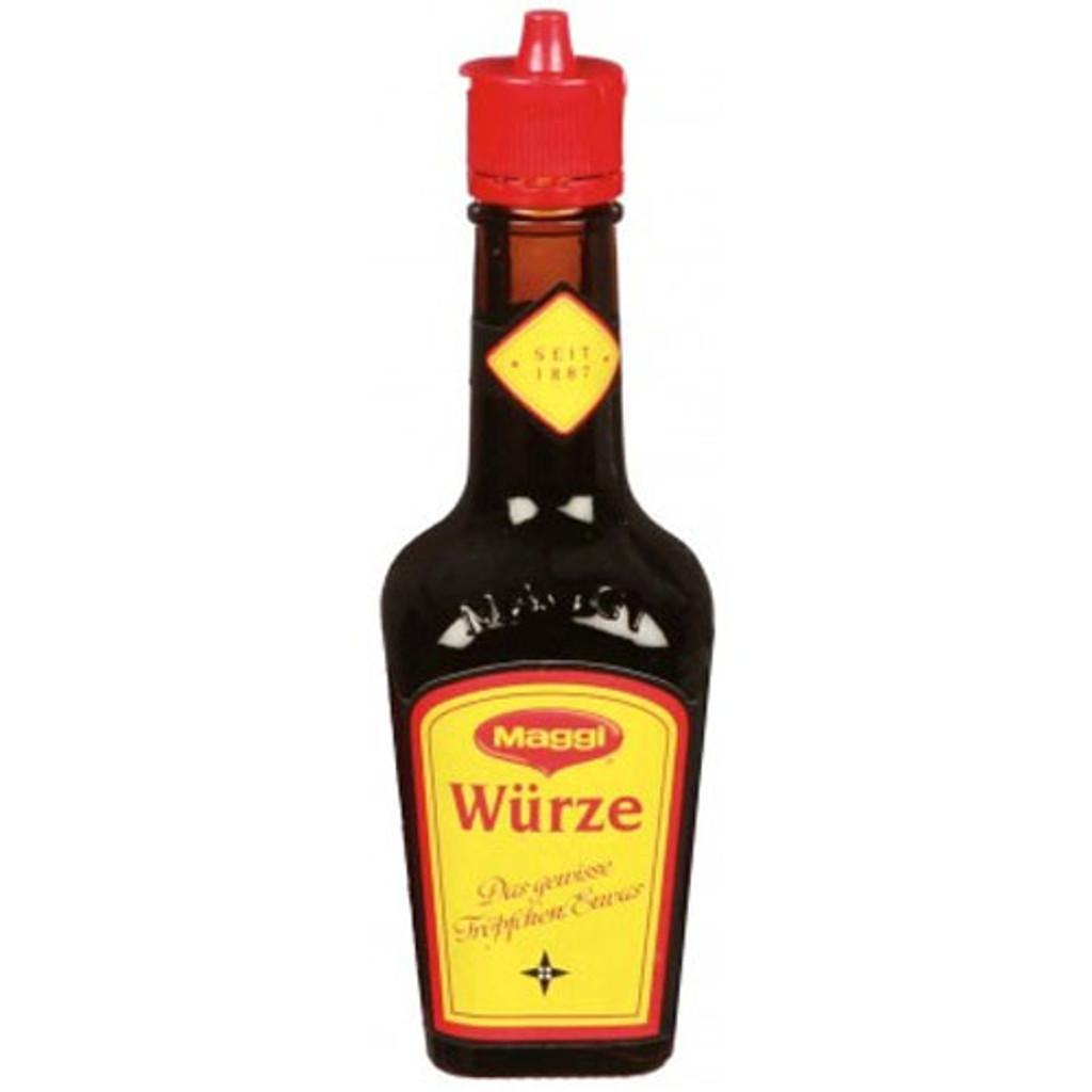 Maggi Wuerze Liquid Seasoning (imported from Germany)