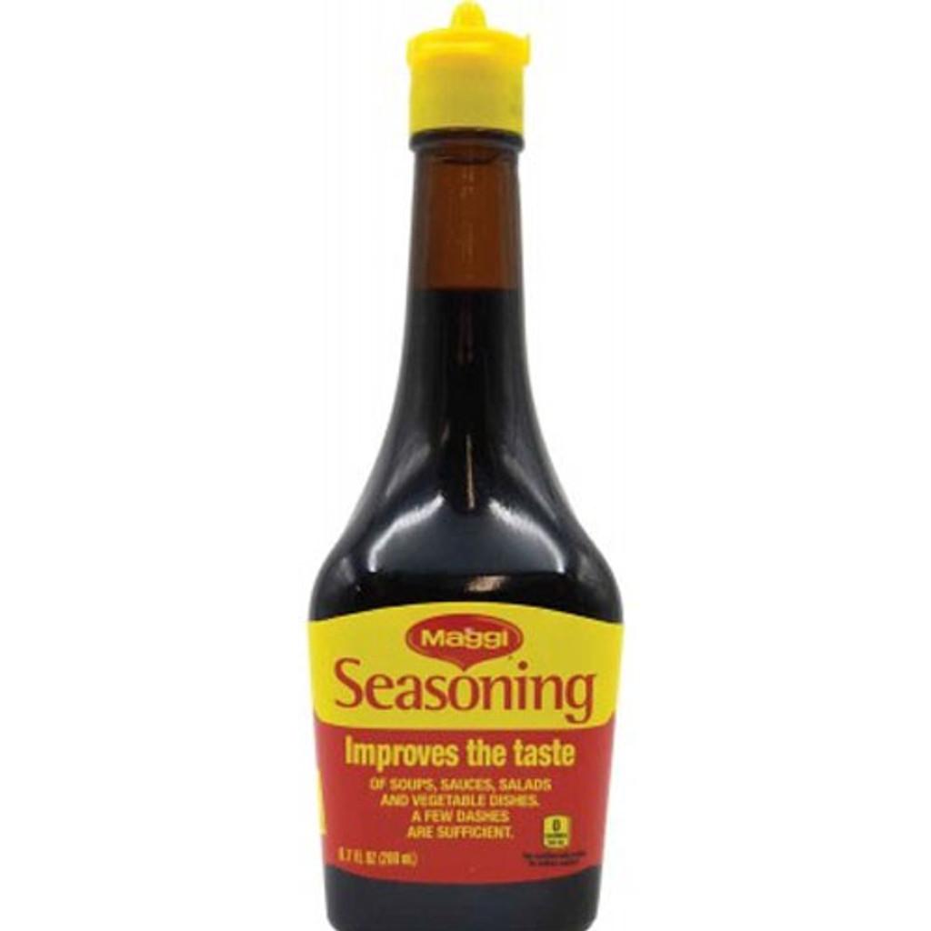 Maggi Liquid Seasoning in Glass Bottle