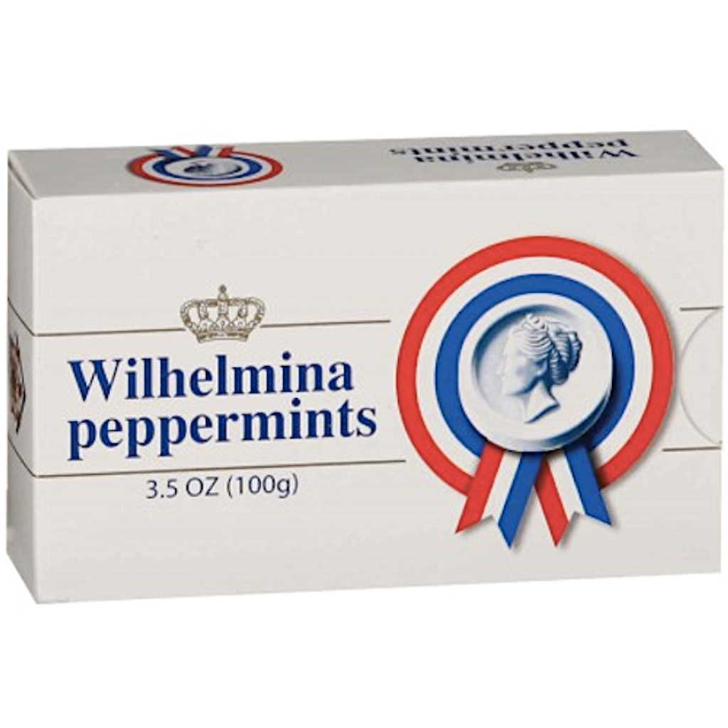 Wilhelmina Travel Peppermint Box