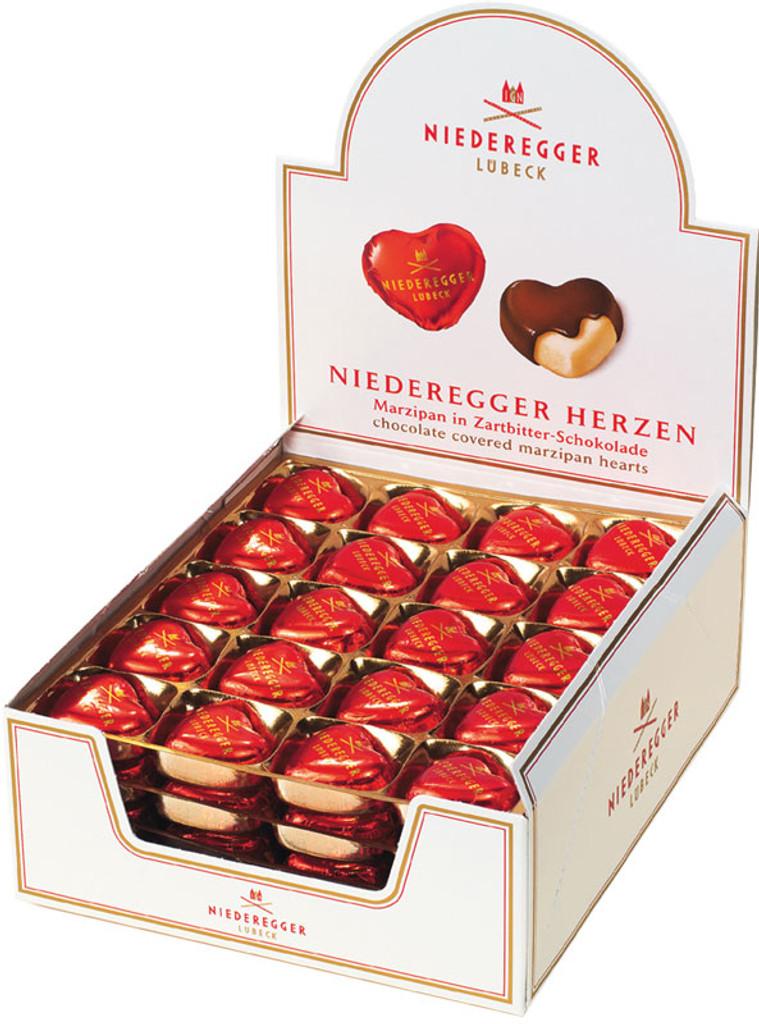 Niederegger Marzipan Hearts