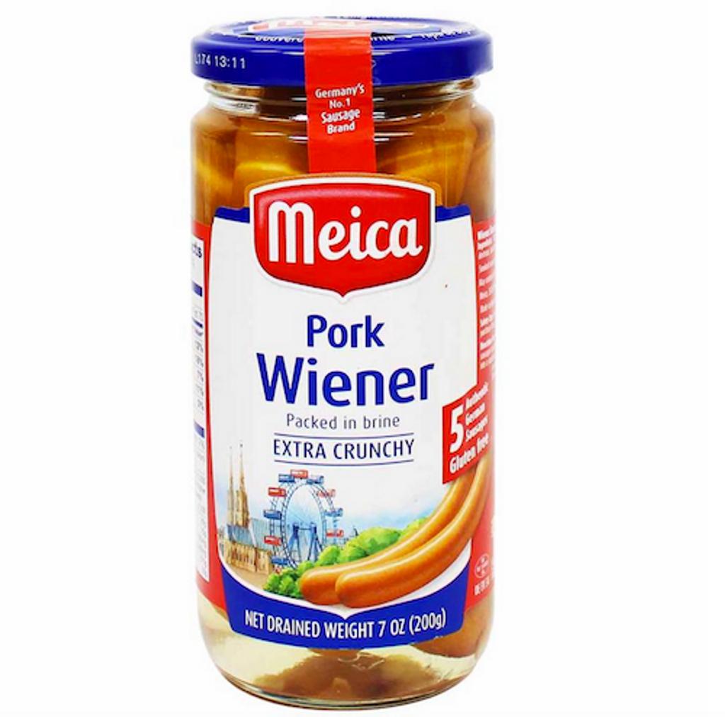 Meica Original Wiener Sausages - 7 oz.