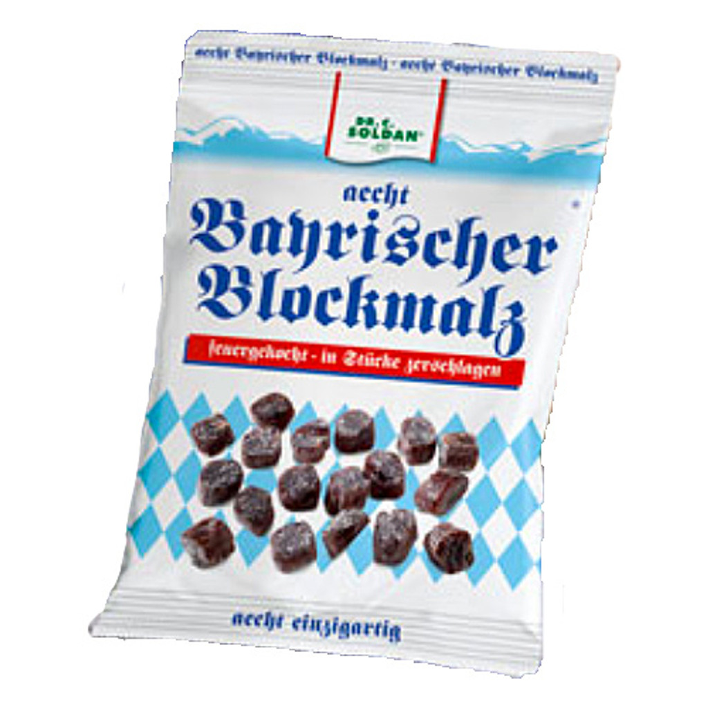 Dr. Soldan Bavarian Malt Candies 3.5 oz