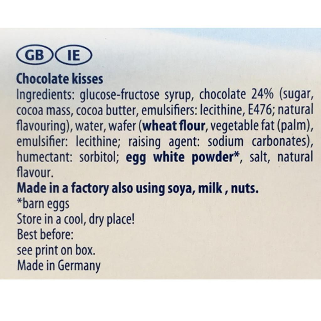 Topkuss Chocolate Marshmallow Kisses 12 pc. large 10.6 oz