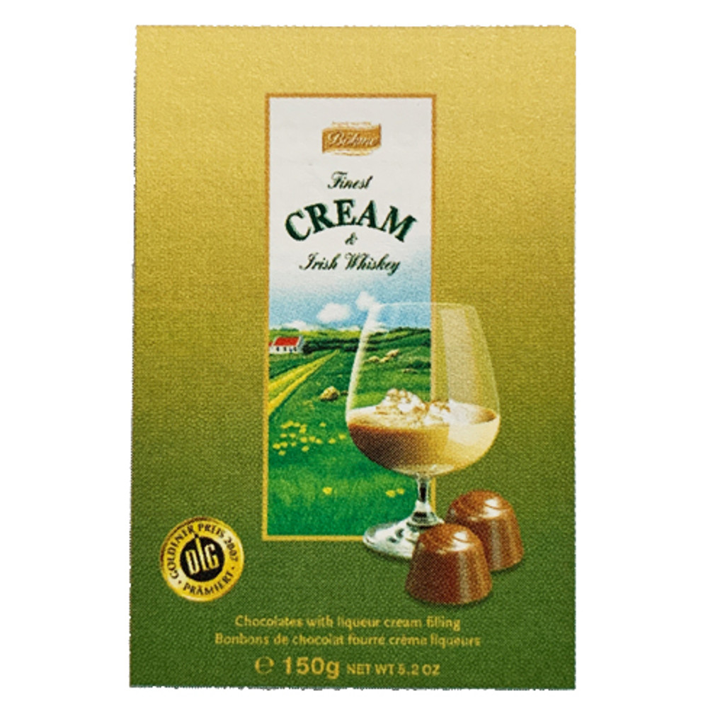 Boehme Pralines filled with Irish Cream Whiskey 5.2 oz