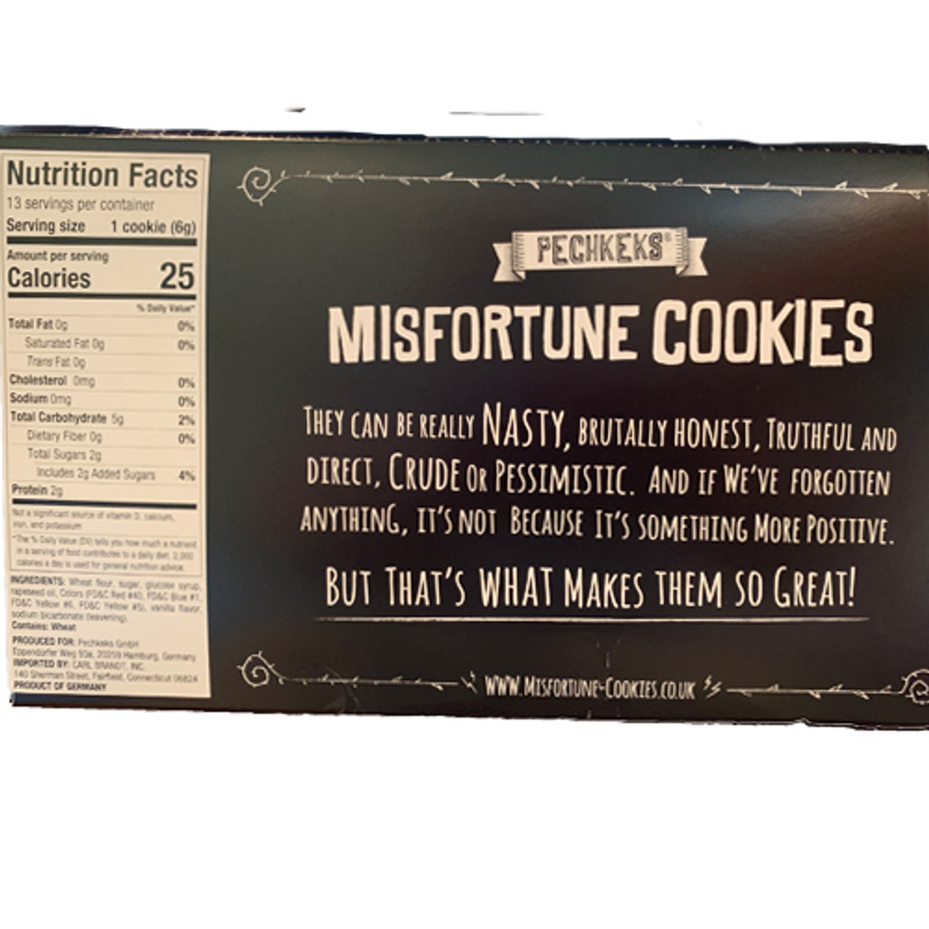 Pechkeks Misfortune Cookies 0.2 oz