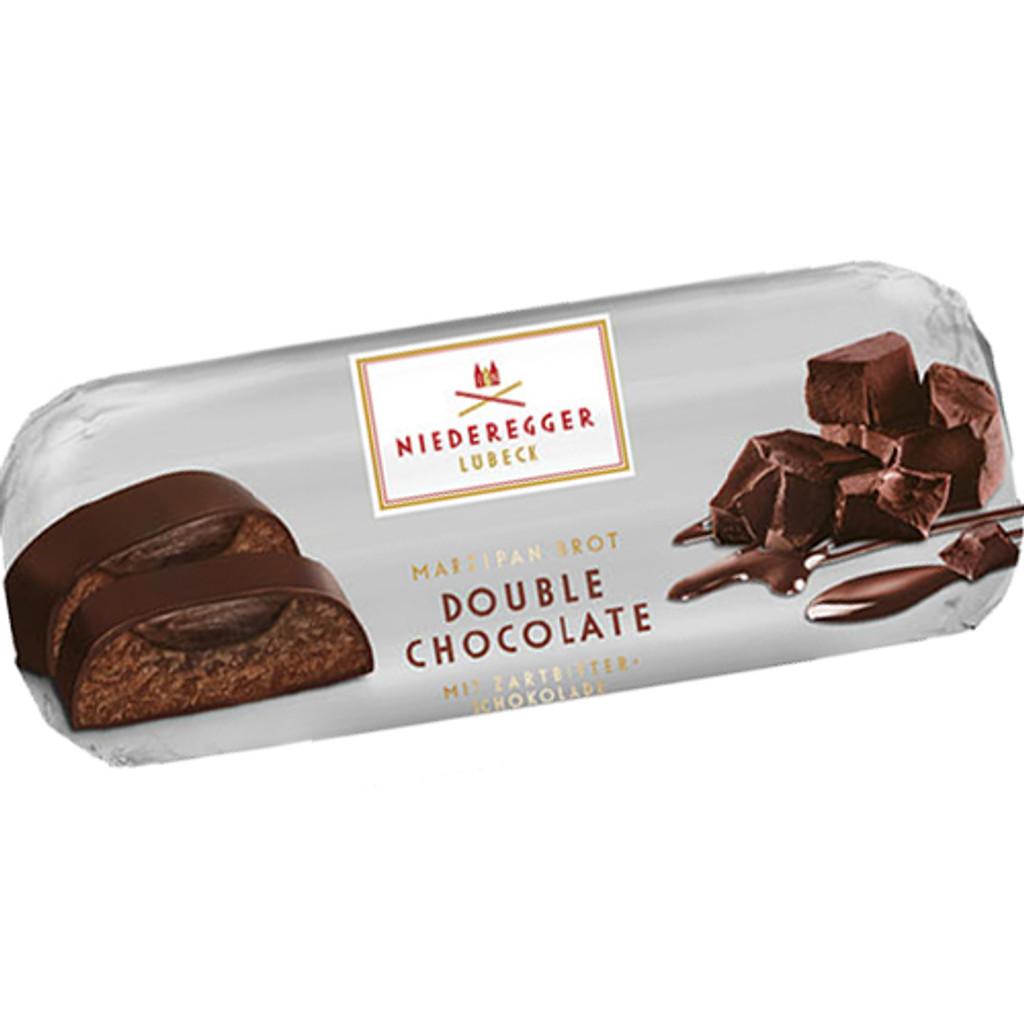 Niederegger Double Chocolate Marzipan Loaf 2.6 oz.
