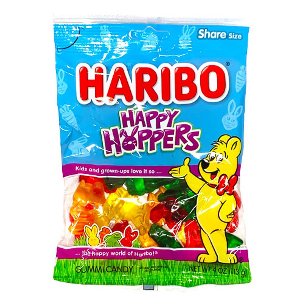 Haribo Easter Gummy Bunnies 4 oz