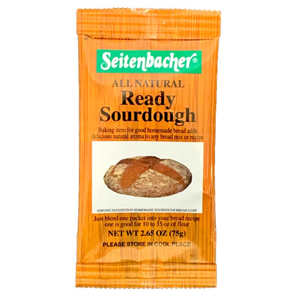 Seitenbacher Sour Dough All Natural Ready-to-Use 2.6 oz