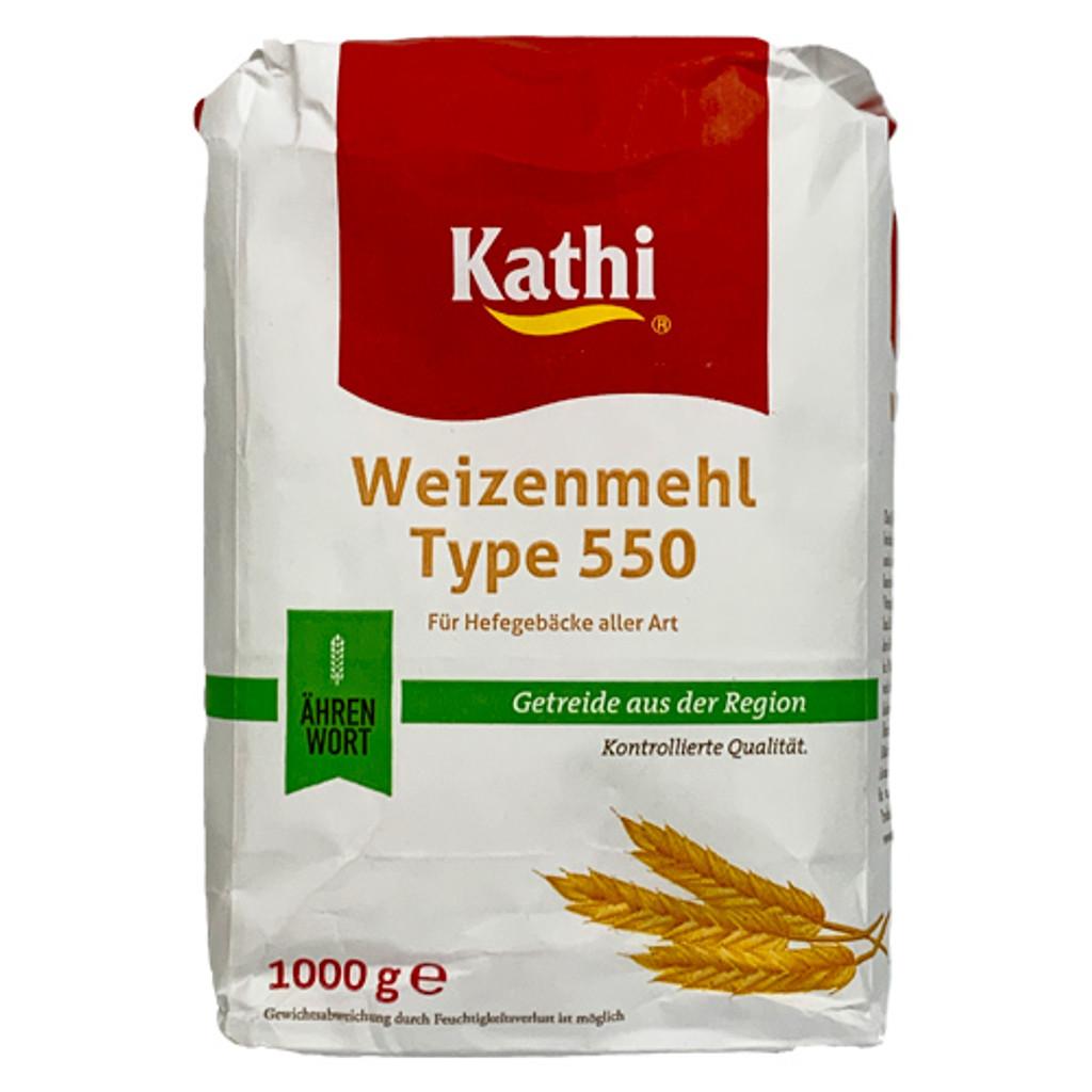 Kathi German Wheat Flour Type 550 - 35 oz.
