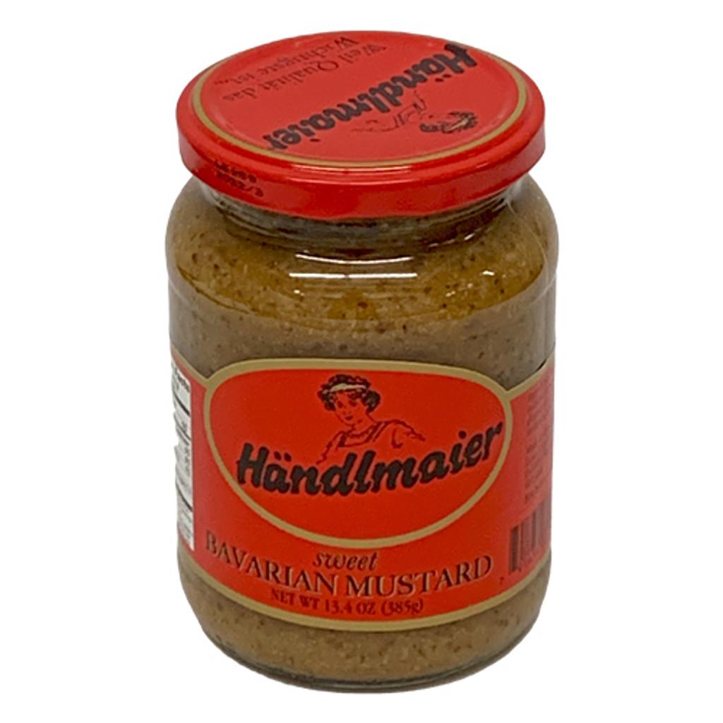 Haendlmaier Original Bavarian Sweet Mustard 13.4 oz.