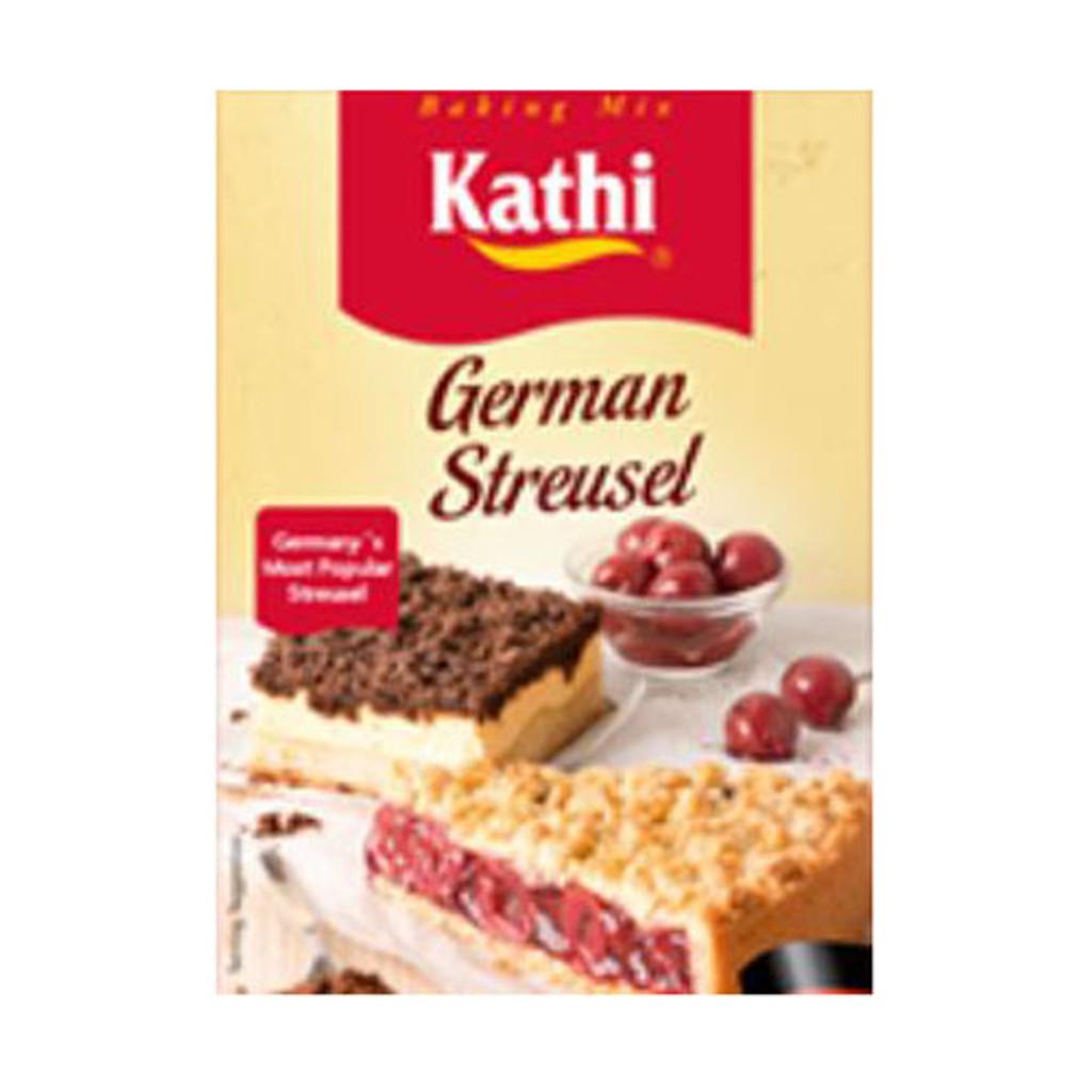 Kathi German Streusel Cake Mix 14.8 oz