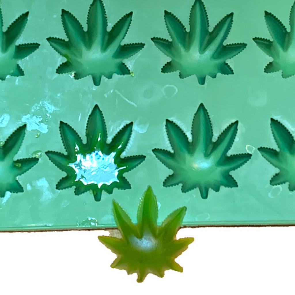 "Mr Candy Baker Make Your Own ""Cannabis Leaf"" Gummies"