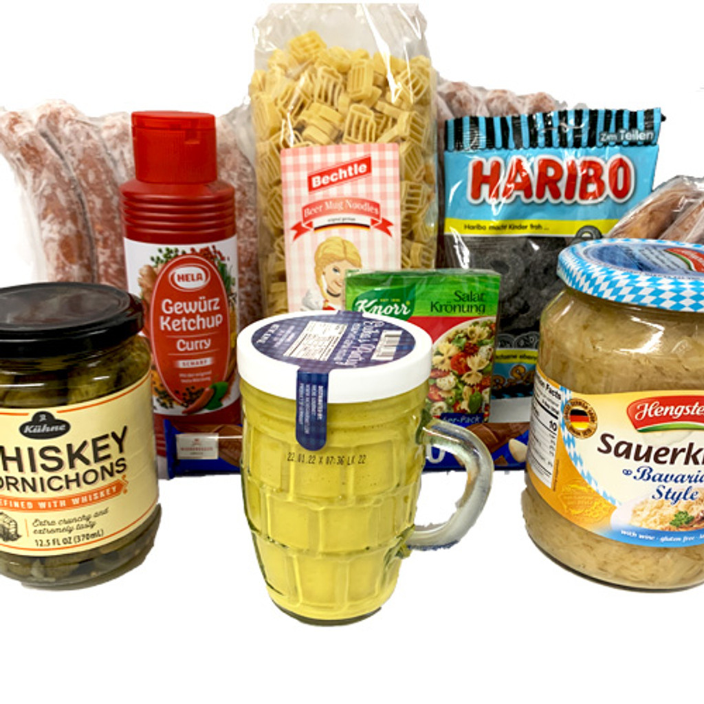 The Taste of Germany Father's Day Collection - Perishables