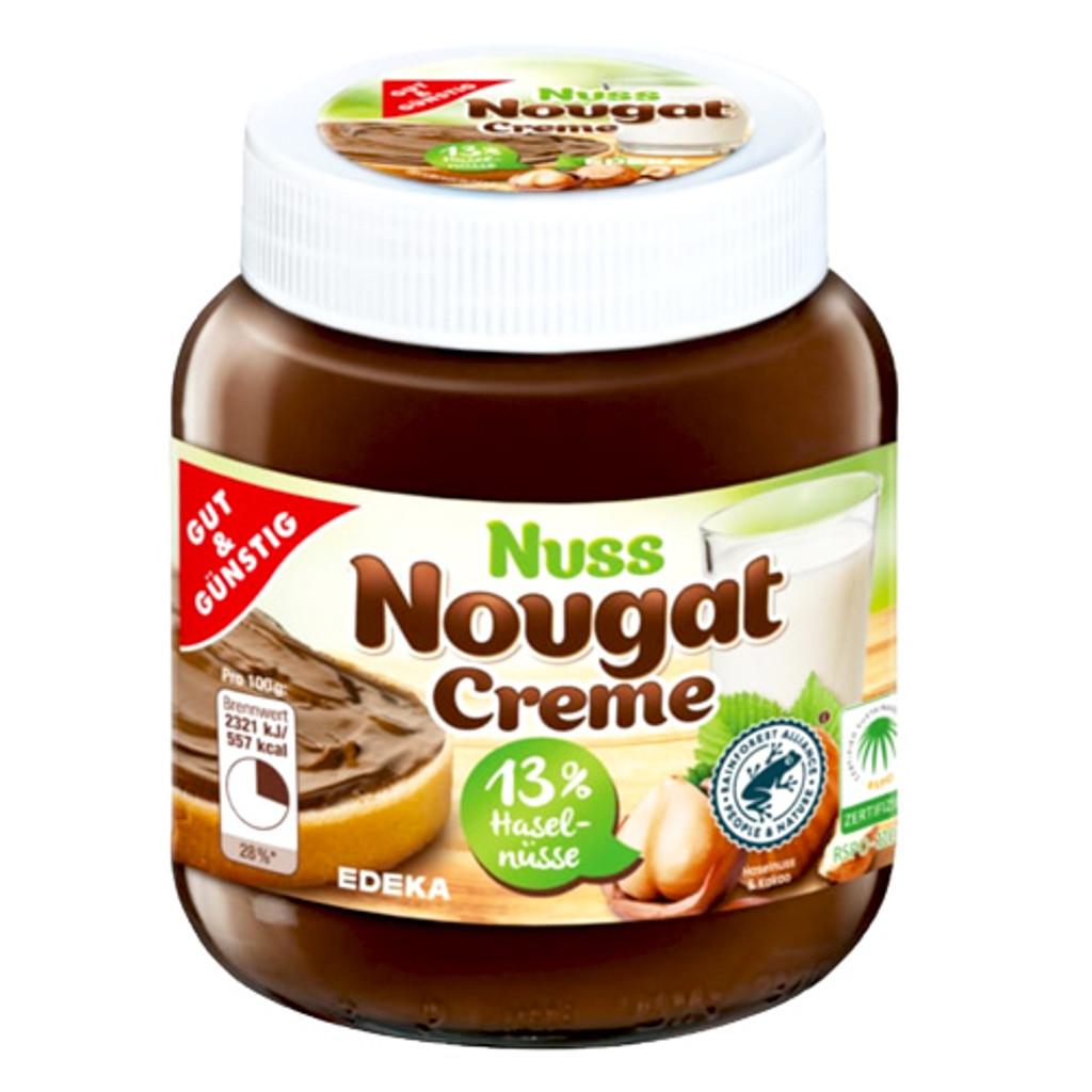 Gut & Günstig Chocolate Hazelnut Spread, 14 oz