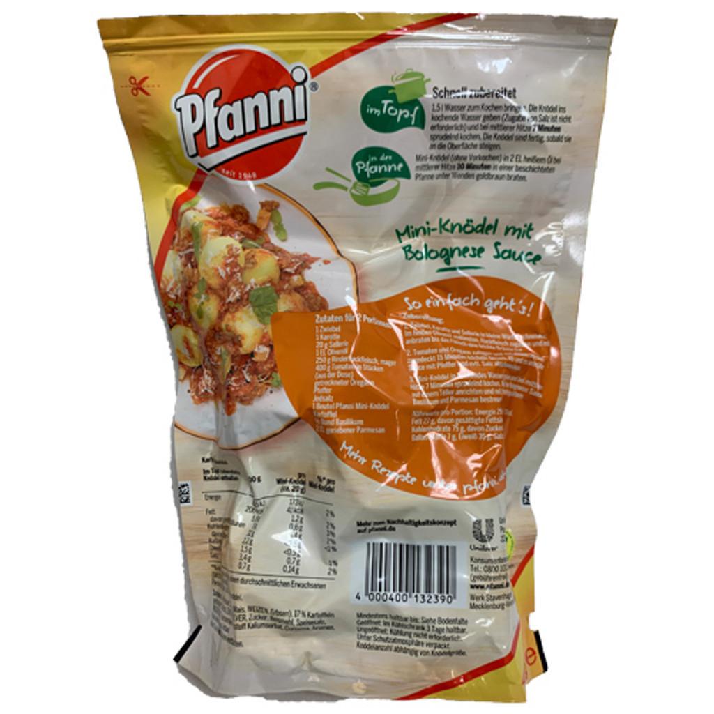 Pfanni Mini Potato Dumplings, 20 pc, 14 oz.