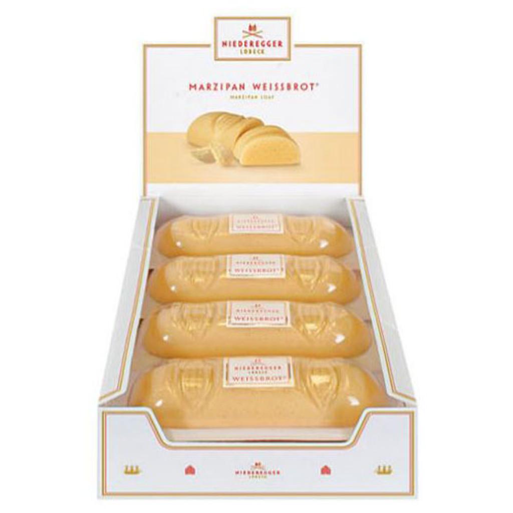 Niederegger White Marzipan Loaf 4.4 oz