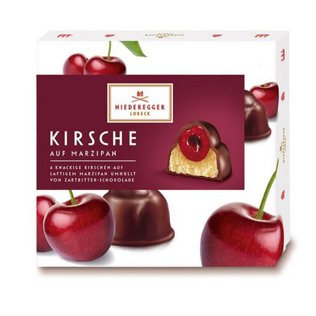 Niederegger Marzipan Cherry Pralines 4oz