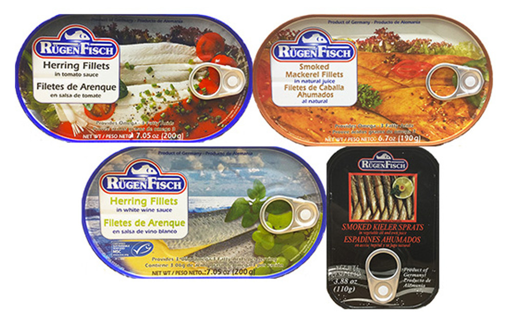 Rugenfisch Baltic Sea Sampler