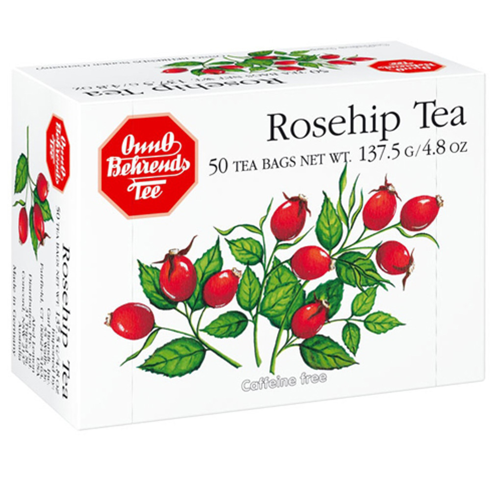 Onno Behrends Rosehip Tea 4.8 oz