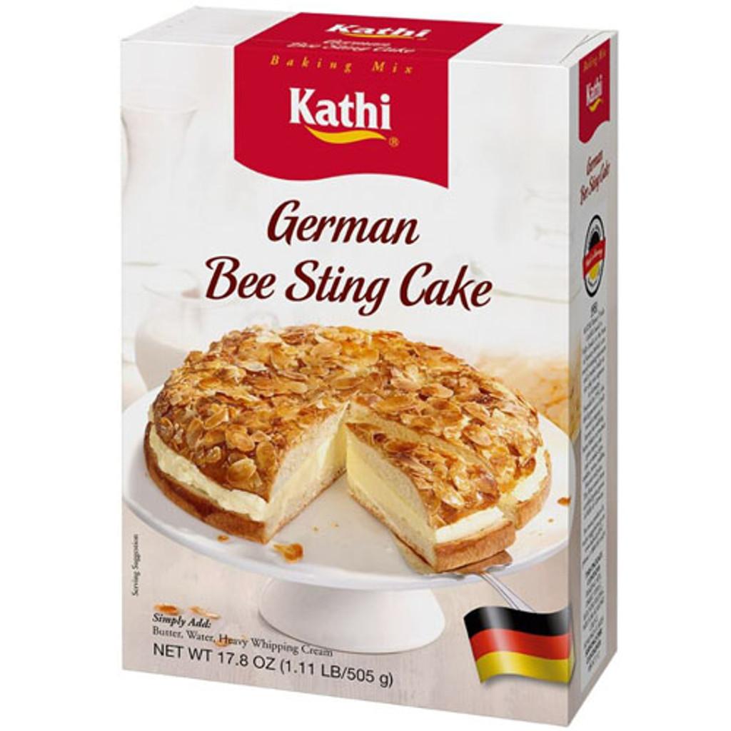 Kathi German Bee Sting Cake 16.6 oz