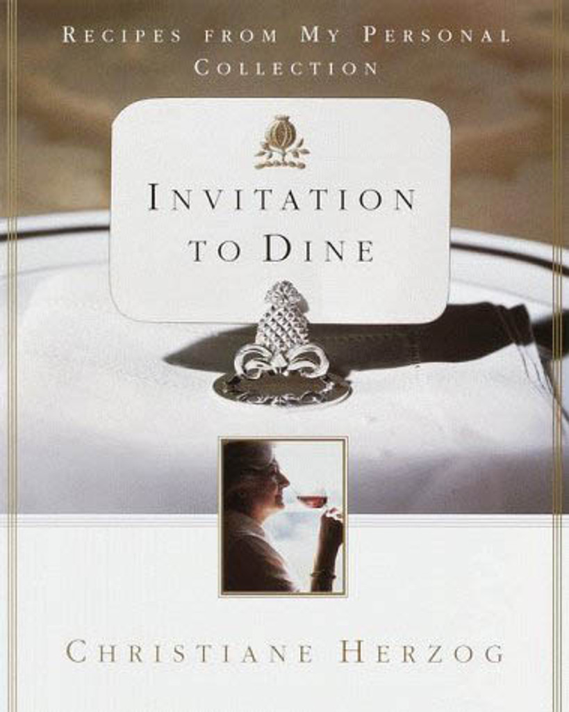 Invitation to Dine (Christine Herzog)