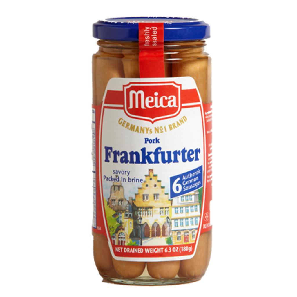 Meica Original Frankfurter Sausages