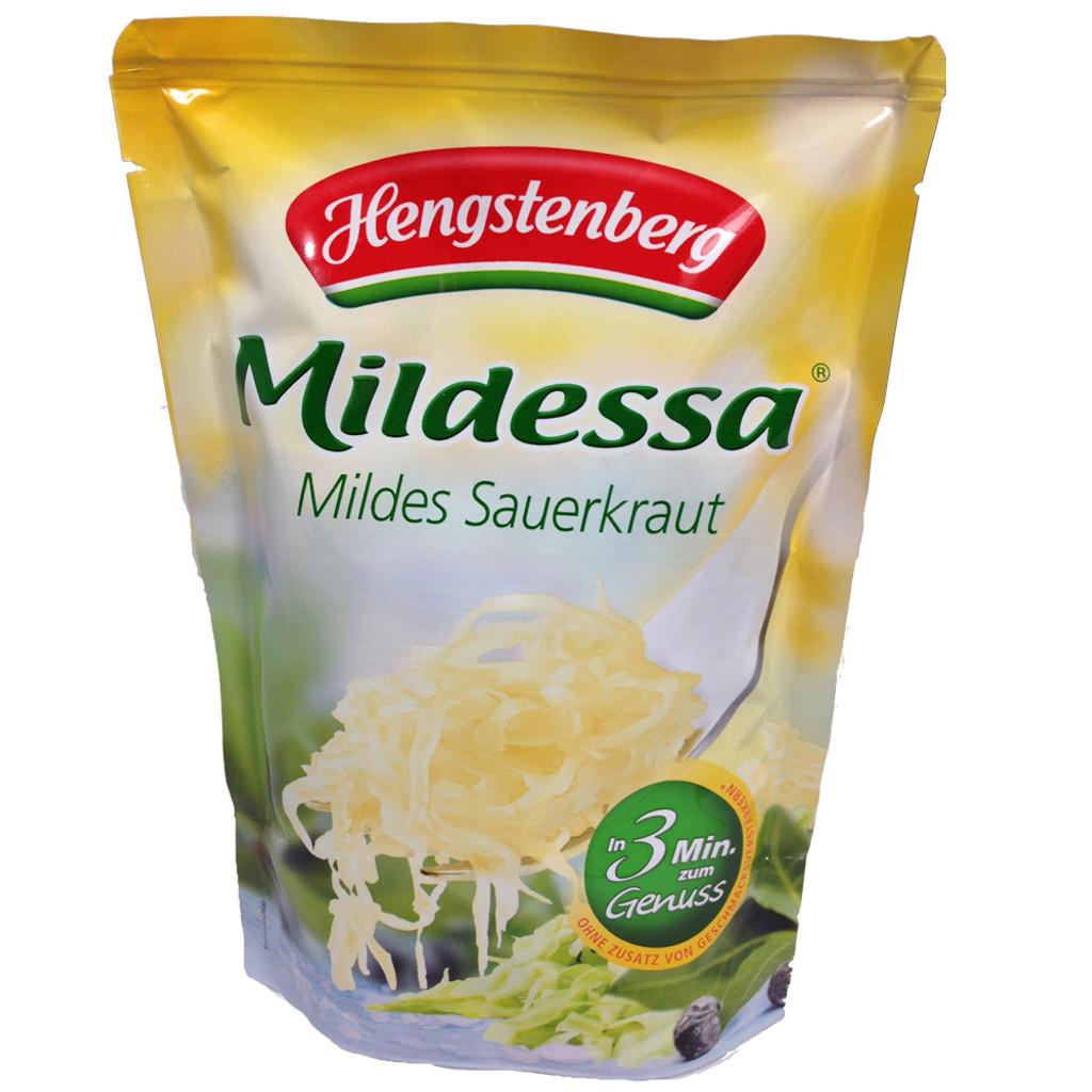 Hengstenberg Sauerkraut in Pouch