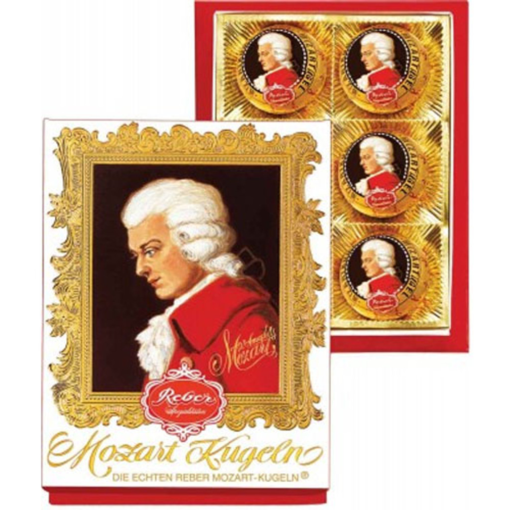 Reber Mozart Kugel 6 pack
