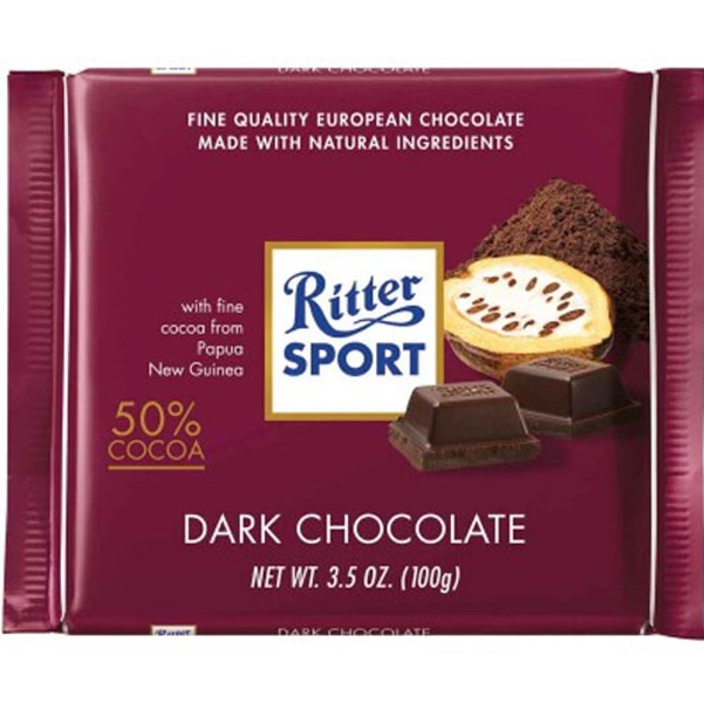 Ritter Bittersweet Chocolate