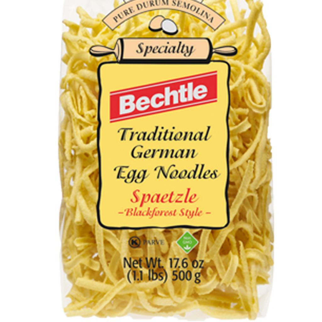 Bechtle Egg Spaetzle Black Forest Style - 17.6 oz.