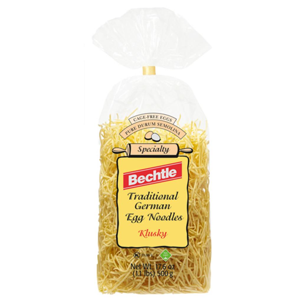 Bechtle Klusky Egg Noodles - 17.6 oz.