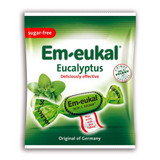 Dr. Soldan Sugar Free Eucalyptus Lozenges in Bag