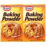 Dr. Oetker Baking Powder 6 Packets .5 oz per packet