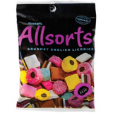 Gustaf's Allsorts Licorice Bag