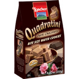 Loacker Dark Chocolate Wafer Cubes
