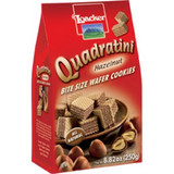 Loacker Hazelnut Wafer Cubes