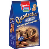 Loacker Chocolate Wafer Cubes