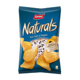 Lorenz Naturals Sea Salt & Pepper Chips in Bag 3.5 oz