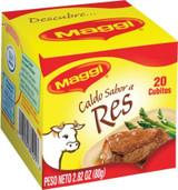 Maggi Beef Bouillon Cubes