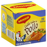Maggi Chicken Bouillon Cubes