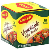 Maggi Vegetable Bouillon Cubes