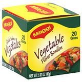 Maggi Vegetable Bouillon Cubes