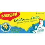 Maggi Chicken Bouillon Tabs 6 ct.