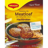 Maggi German Hackbraten Meat Loaf Mix