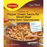 Maggi German Pfefferrahm Pepper Cream Sauce Mix