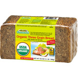 Organic Three Grain Bread