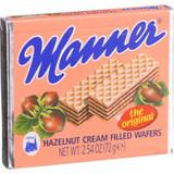 Manner Hazelnut Wafers