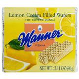Manner Lemon Wafers