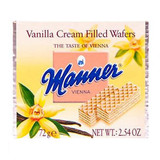 Manner Vanilla Wafers