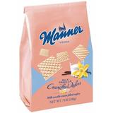 Manner Milk Vanilla Wafers in Bag